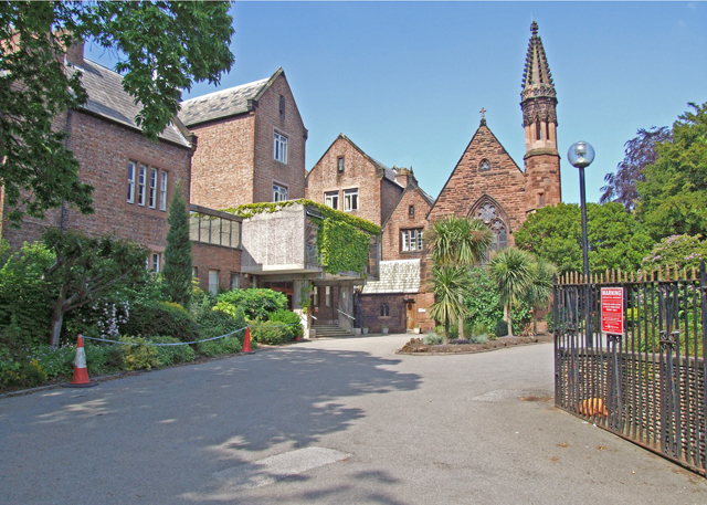 University of Chester - Location of first BESA conference
