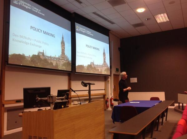 Des-McNulty-talking about-policy making