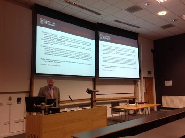 Professor-Graham-Donaldson-BESA-Conference