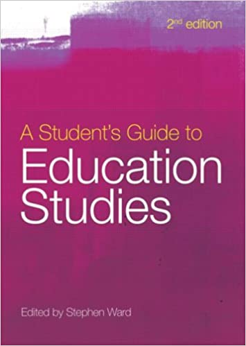 A Student's Guide to Education Studies (2nd Edition, 2008)